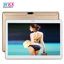 10.1 inch Octa Core 4G LTE Tablet Android 7.0 RAM 4GB ROM 64GB 5.0MP Dual SIM Card Bluetooth GPS Tablets 10 inch tablet pc(China)