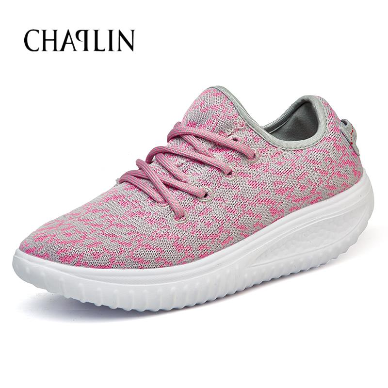 Size 35-41 New Arrival Popular Women Casual Shoe Female Mesh Breathable Lace-up Shoe Lady Height Increasing Fashion Shoes 1605<br><br>Aliexpress