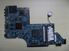 Free shipping 666520-001 for HP DV7 DV7-6000 motherboard A70M HD6750/1G,100% Tested and guaranteed in good working condition!!