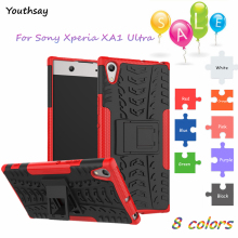 sFor Cover Sony Xperia XA1 Ultra Case Youthsay Silicone Protective Hard Case For Sony Xperia XA1 Ultra Cover For Sony XA1 Ultra(China)
