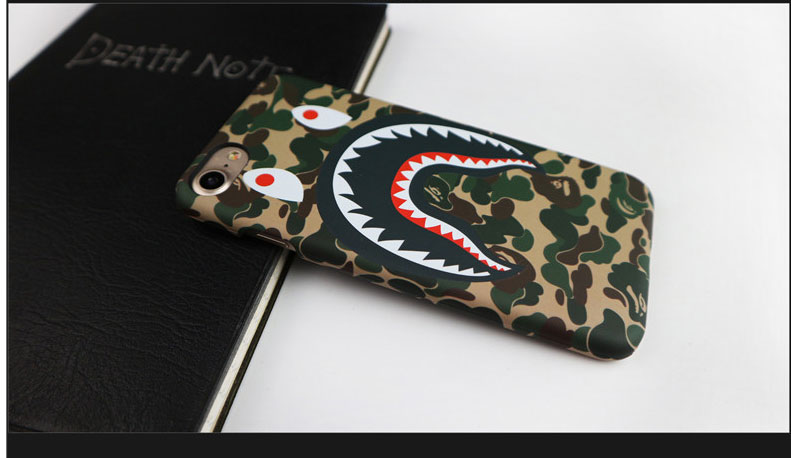 """Military Shark"" Shark Phone Case 2"