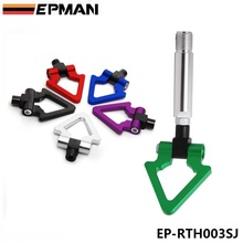 AUTOFAB - EPMAN Japan Models Car Racing Screw Aluminum CNC Triangle Ring Tow Towing Hook JDM RACE For TOYOTA Yaris AF-RTH003SJ