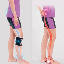 New arrival! Magnetic Therapy Stone Relieve Tension Sciatic Nerve Knee Brace for Back Pain