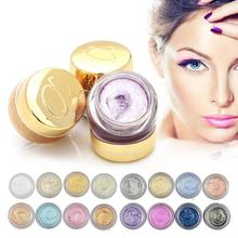 1 Piece 3D Eye Honey Pearl Eye Shadow Burst Makeup Luminous Eyeshadow Primer Cream Magic Glitter Eyeshadow Metallic Powder Z2