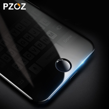 PZOZ Tempered Glass For iphone 6s Screen Protector Film 3D Full Cover Anti Blue Light For iphone 6 s plus ipone 6