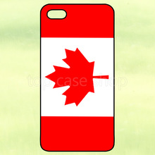 Canada Canadian National Flag Cover Case for iPhone 4 4S 5 5S 5C 6 Plus iPod Samsung Galaxy S2 S3 S4 S5 Mini S6 S7 Edge Note 2 3