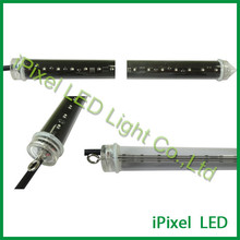 waterproof programmable rgb led tube 12v smd5050 digital building lighting(China)