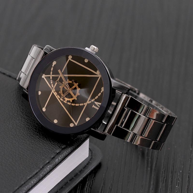 Splendid Original Brand Watch Men Watch Women Full Steel Men's Watch Women's Watches Clock saat erkek kol saati relogio feminino 14