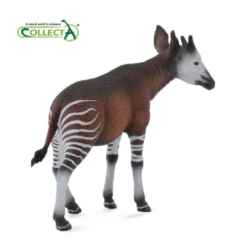 Okapi Classic Toys For Children Kids Boys Animal Model 88532<br><br>Aliexpress