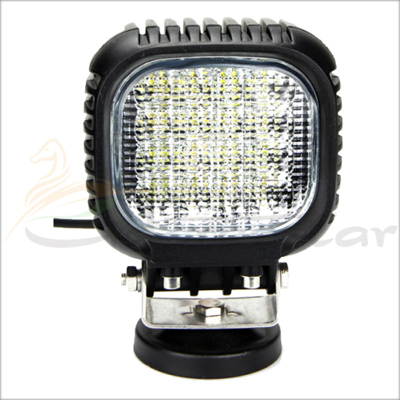 48W 16led 12V 24V LED VEHICLE SPOT FLOOD BEAM WORK LIGHT OFF ROAD HELLA STYLE Used For SUV ATV Car Truck Mining Transport lamp<br>