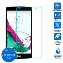 Screen Protector for LG G4S Tempered Glass Protective Film on G4 Beat Dual Sim Lte G4 S H731 H734 H735 H736