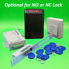 Buy DIY 125khz Rfid waterproof Door Access Control Kit Set yli Long type Nc Electric Strike Lock System keypad Access for $39.90 in AliExpress store