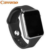 Cawono A1 Bluetooth Smart Watch GT08 Smartwatch with Camera Sport Pedometer for iPhone Xiaomi HUAWEI Android Smartphones PK DZ09(China)