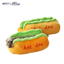Ortilerri Fashion Pet Products PP Cotton Warm Soft Pet Nest Pet Sleeping Bag Lovely Hot Dog Kennel Pet Bed Size S/M New