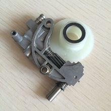 45CC 52CC 58CC chainsaw oil pump with gear worm