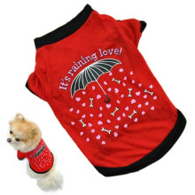 dog clothes for small dogs summer dog products cheap wears Clothes T-shirt Summer chihuahua pet products for dog cachorro roupa