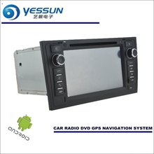 YESSUN Car Android Navigation System For Audi A6 S6 RS6 1998~2006 - Radio Stereo CD DVD Player GPS Navi BT HD Screen Multimedia