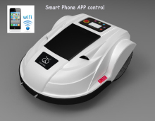Automatic Robot Lawn Mower S510 with CE and ROHS approved Free Shipping(China)