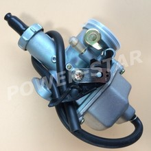 30mm Carb Carburetor For 200cc 250cc 300CC Taotao SunL JCL Quad 4 Stroke Chinese Dirt Bike Go Kart PZ30 ATV w/Hand Choke Lever