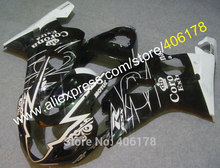 Hot Sales,For suzuki fairings kit K4 2004 2005 GSXR 600 GSXR 750 04 05 Corona Extra Motorcycle Fairing Kit (Injection molding)
