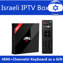 Buy Israel IPTV Box Hebrew H96 Pro+ (3G+32G) S912 Android 7.1 H.265 4K Spain Swedish Europe IPTV 4800+VOD Subscription Smart Tv Box for $121.80 in AliExpress store