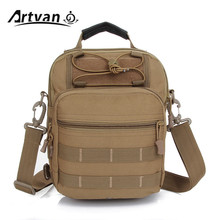 Fashionable Military shoulder bag Weapons Tactics Bag Special Waterproof Drop messenger bags XT26(China)