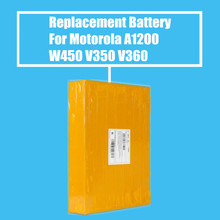 10Pcs/Pack 850mah Replacement Battery for Motorola A1200 W450 V350 V360 High Quality(China)