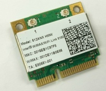 SSEA Wholesale Wireless Card for Intel WiMax/WiFi Link 5150 512ANX HMW Mini PCI-E Card 300Mbps(China)