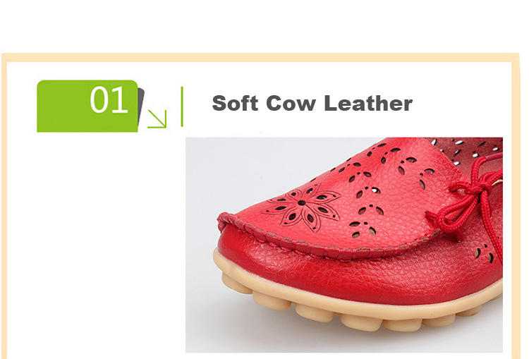 AH 911-2 (9) Women's Summer Loafers Shoes