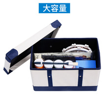 1pc ART Painting set container case paintu brush holder oil acrylic watercolor painting tool outdoor painting tool bag only(China)