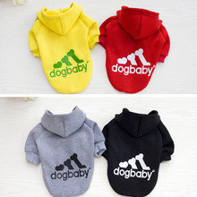 Warm Pet Dog Clothes Hoodie Puppy Coat Cat Jacket for Small Large Dog Clothing Vest Spring Autumn Winter Pet Apparel Outfit 40