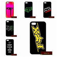 Sport Extreme Fox Racing Phone Cases Cover For iPhone 4 4S 5 5S 5C SE 6 6S 7 Plus 4.7 5.5