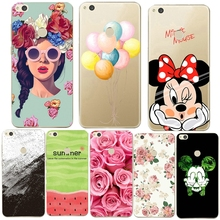 KALCAS Soft Silicone Case Capa For Huawei P8 Lite 2017 Cover Case Cartoon Painting For Huawei P8 P9 P10 Lite Y5ii Y611 Shells