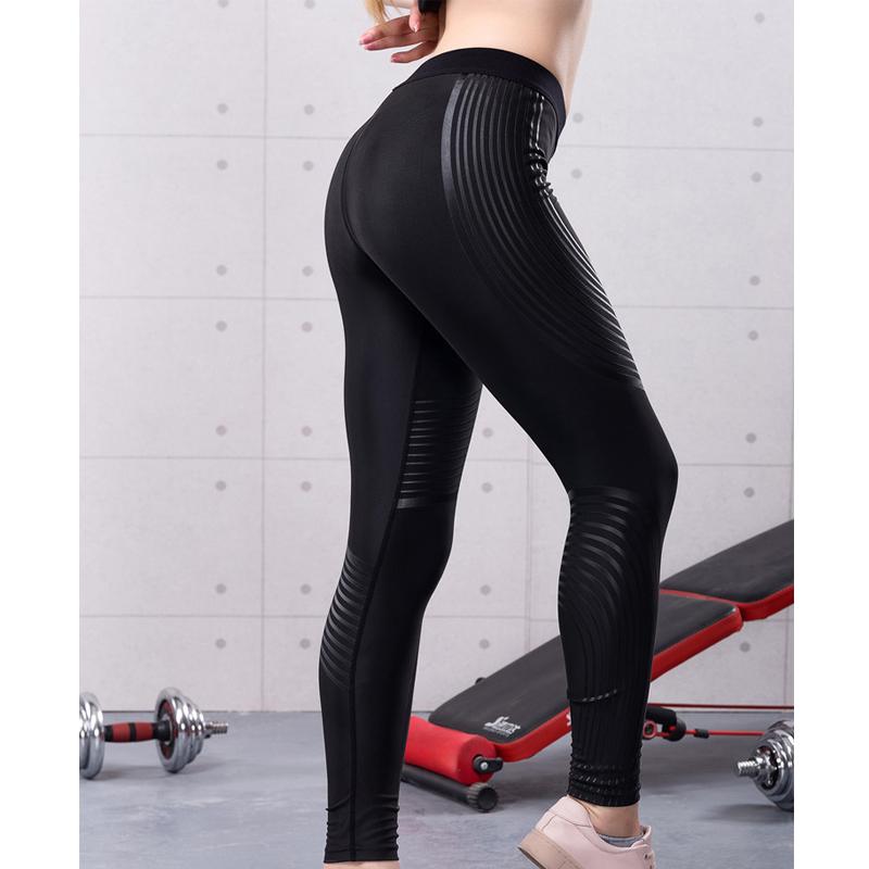 Female Women Compression Fitness Tights004