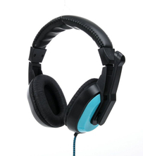 Game Headphone Stereo Gaming Headset Super Bass Head Phones With Mic for pc gamer PlayStation 4