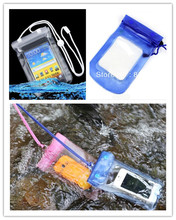 for Nokia Lumia 535 640 530 435 730 830 630 625 925 930 1020 Mobile Phone Waterproof Dry Bag Case Transparent With Scrub
