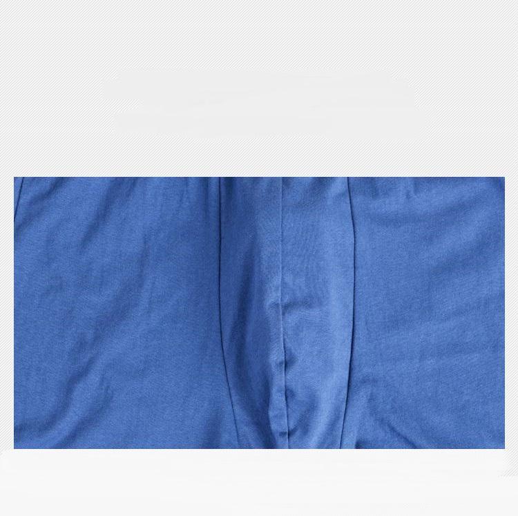 Male Men\`s Long Boxer Shorts Cotton Panties Mens Large Size Underpant Fat New Fashion Sexy Mr Underwear (19)