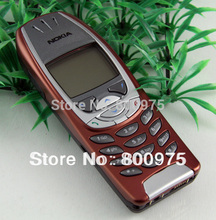 Classic Original Nokia 6310i Mobile phone 2G GSM Unlocked Red & One year warranty(China)
