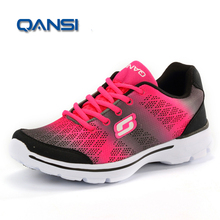 QANSI New Women Sneakers Running Shoes For Women Athletic Sports Shoes, Colorful Breathable Zapatillas Training Shoes
