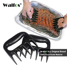 2 piece Bear Meat Claws Handler Barbecue Fork Tongs Pull Shred Pork BBQ Barbecue Tool