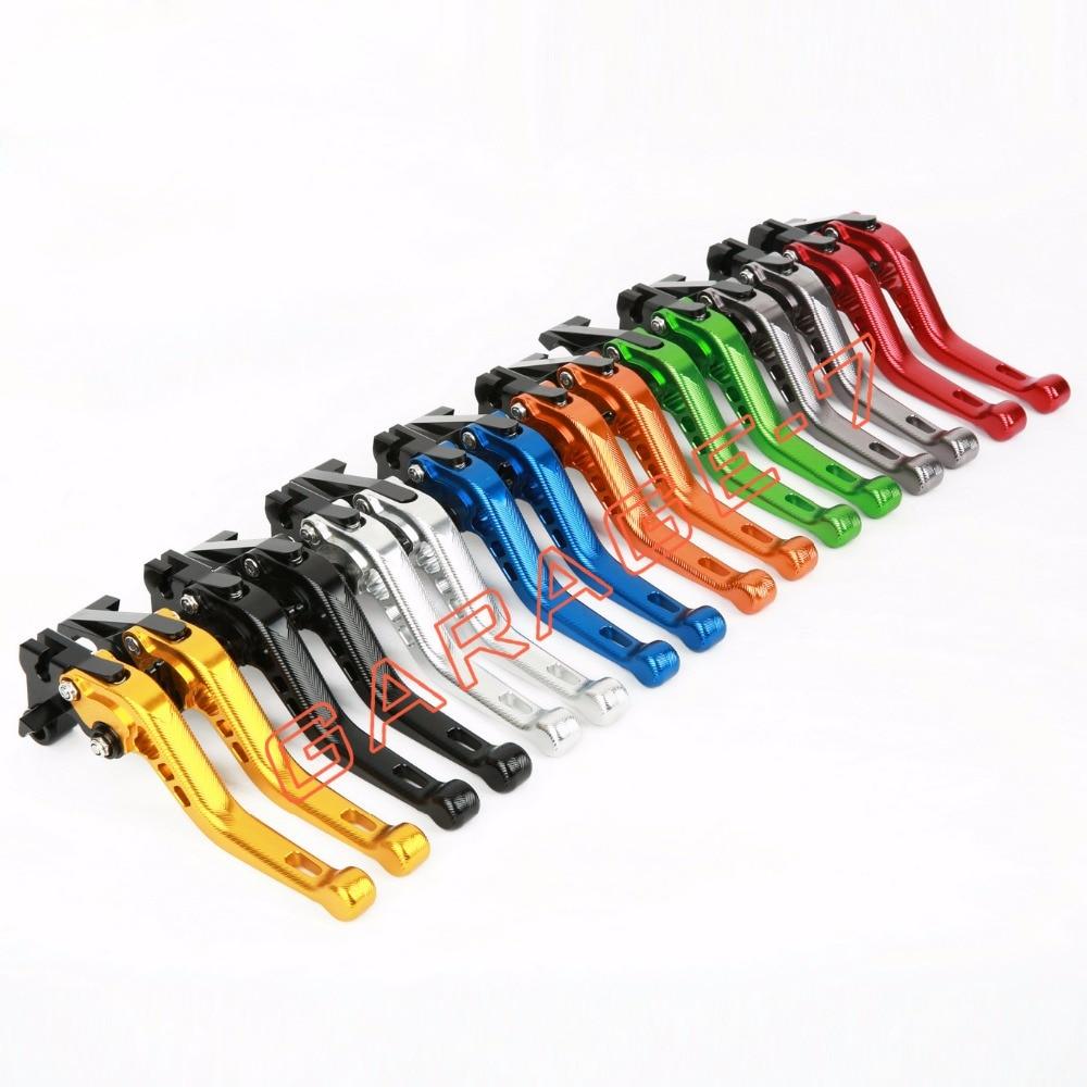 For YAMAHA FZ1 FAZER/FZS1000 FAZER / R6S USA VERSION Shorty/Long New 3D Motorbike Brake Clutch Lever Motorcycle Aluminum CNC<br><br>Aliexpress