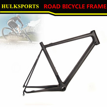 Buy Full Carbon Fiber Bicycle Frame Road bicycle Frame Super light 875g Cycling Road Bike Road Bicycle Frame Matte/Glossy for $434.61 in AliExpress store