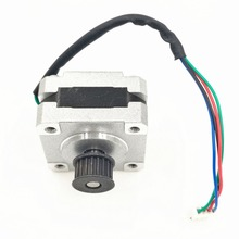 2 Phase 4 Wire 35 Stepper Motor 0.9 degree 20mm 3D printer Stepping Motor 35H20HM-0404A(Rev.b)-C