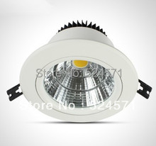 30W COB led downlight 25W/15W/12W led recessed lamp 2800LM recessed 85~265V Brand quality assurance CE RoHS warranty 2 years(China)
