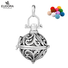 Essential Oils Diffuser Perfume Pendant & Necklace Enhance Psychological And Physical Well-being 2016 Women New Fashion Jewelry