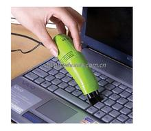 New 2015 Computer Vacuum Mini USB Keyboard Cleaner Laptop Brush Dust Cleaning Kit