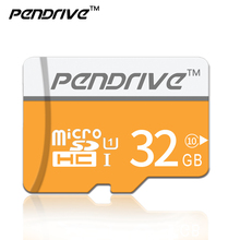 High quality micro sd card memory card 128gb 64gb 32gb 16gb 8gb microsd TF flash card for Phone/Tablet pc with package(China)