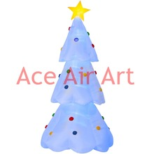 inflatable holiday decoration Christmas inflatable Christmas tree decoration