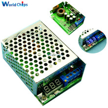 10A DC Power Converter LED Buck Step Down Power Module In DC3.5-30V Out 0.8-29V(China)