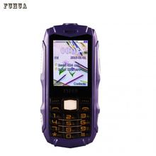 Original YSFEN Y809A Three SIM Cards 8800mAh GSM CDMA IP67 flashlight power bank rugged mobile cell phone